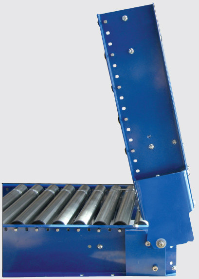 Conveyor Rollers Nz Gravity Driven Innovative Conveyor